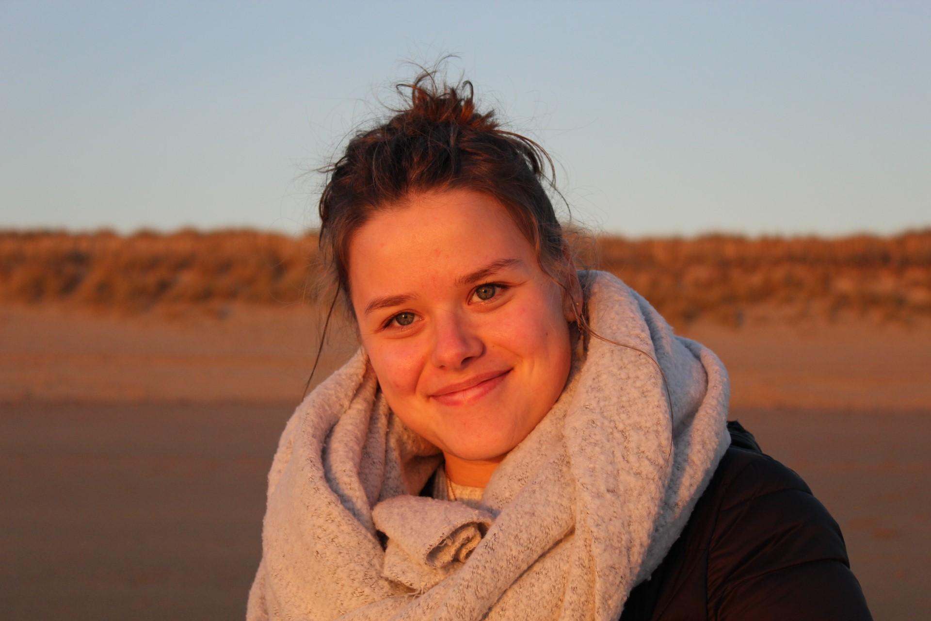 Louise Barry a rejoint Acigné depuis le 22 février